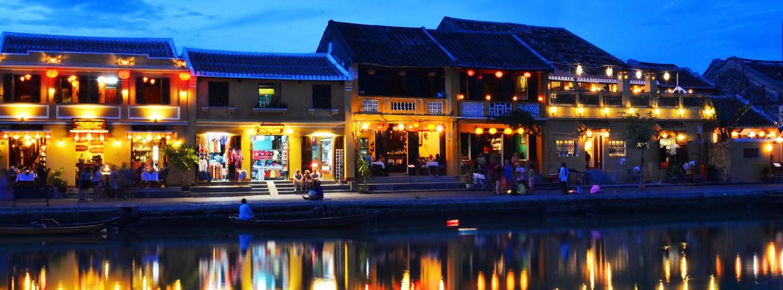 Ancienne ville Hoi An - Lua Viet Tours
