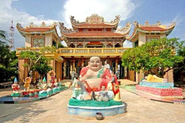 Phan Thiet - Rom Island